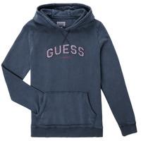 衣服 男孩 卫衣 Guess TRAMI 蓝色