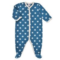 衣服 男孩 睡衣/睡裙 Petit Bateau 小帆船 SOLARIE 蓝色 / 白色