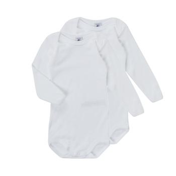 衣服 儿童 睡衣/睡裙 Petit Bateau 小帆船 TESSA 白色