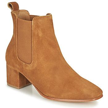 鞋子 女士 都市靴 Levi's 李维斯 DELILAH CHELSEA 棕色