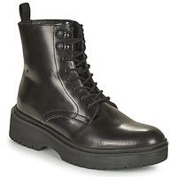 鞋子 女士 短筒靴 Levi's 李维斯 BRIA 黑色