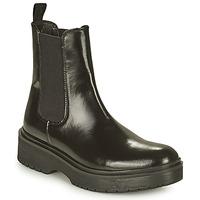 鞋子 女士 短筒靴 Levi's 李维斯 LENNA HI 黑色