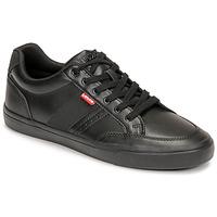 鞋子 男士 球鞋基本款 Levi's 李维斯 TURNER 2.0 黑色