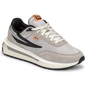 鞋子 男士 球鞋基本款 Fila RENNO 灰色