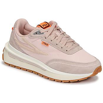 鞋子 女士 球鞋基本款 Fila RENNO 玫瑰色