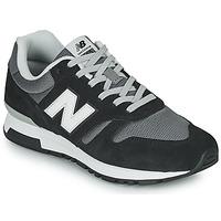 鞋子 男士 球鞋基本款 New Balance新百伦 565 黑色 / 灰色