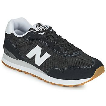 鞋子 男士 球鞋基本款 New Balance新百伦 515 黑色 / 白色