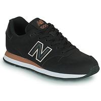 鞋子 女士 球鞋基本款 New Balance新百伦 500 黑色