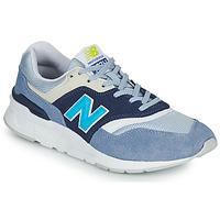 鞋子 女士 球鞋基本款 New Balance新百伦 997 白色 / 蓝色
