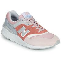 鞋子 女士 球鞋基本款 New Balance新百伦 997 玫瑰色 / 灰色