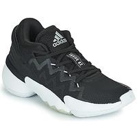 鞋子 篮球 adidas Performance 阿迪达斯运动训练 D.O.N. ISSUE 2 黑色 / Blan