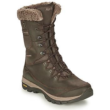 鞋子 女士 雪地靴 Meindl NOVARA LADY GTX 棕色