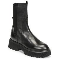 鞋子 女士 短靴 MIMMU VITELLO 黑色