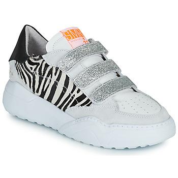 鞋子 女士 球鞋基本款 Semerdjian OTTO 米色 / 黑色 / 银灰色