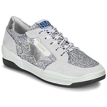 鞋子 女士 球鞋基本款 Semerdjian CHLO 银灰色 / 米色