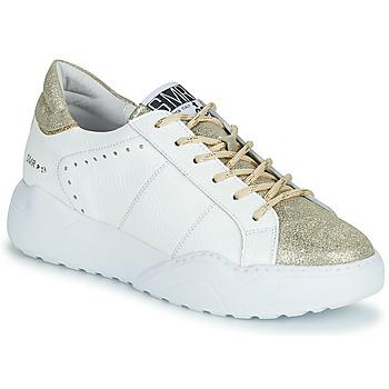 鞋子 女士 球鞋基本款 Semerdjian KYLE 白色 / 金色