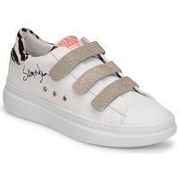 鞋子 女士 球鞋基本款 Semerdjian BARRY 白色 / 金色
