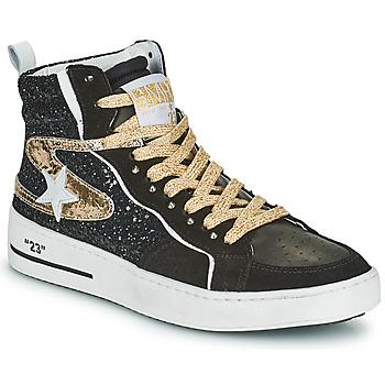 鞋子 女士 高帮鞋 Semerdjian MARAL 黑色 / 金色