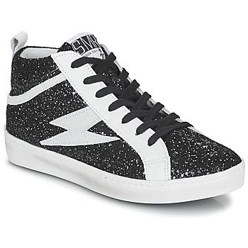 鞋子 女士 高帮鞋 Semerdjian ALFA 黑色 / 白色