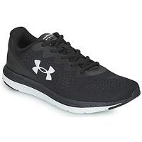 鞋子 男士 跑鞋 Under Armour 安德玛 CHARGED IMPULSE 2 黑色 / 白色