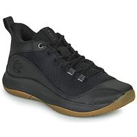 鞋子 男士 篮球 Under Armour 安德玛 3Z5 黑色