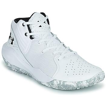 鞋子 男士 篮球 Under Armour 安德玛 JET '21 白色 / 白色