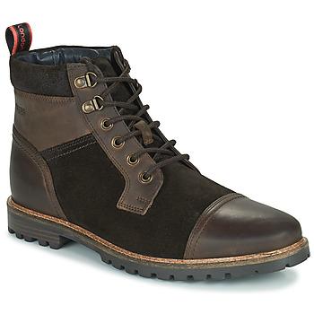 鞋子 男士 短筒靴 Base London ROGAN 棕色