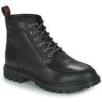 鞋子 男士 短筒靴 Base London ROCHDALE 黑色