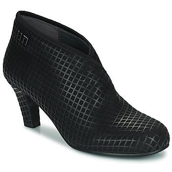 鞋子 女士 短靴 United nude FOLD MID 黑色