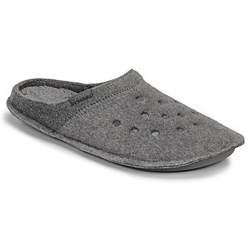 鞋子 拖鞋 crocs 卡骆驰 CLASSIC SLIPPER 灰色