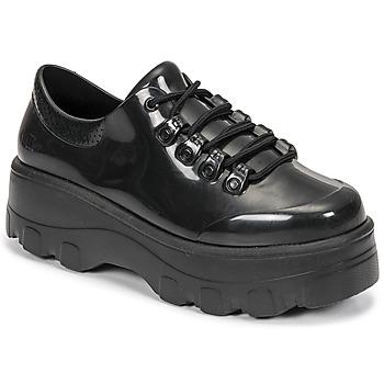 鞋子 女士 德比 Melissa 梅丽莎 MELISSA KICK-OFF AD 黑色 / 黑色