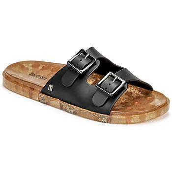 鞋子 女士 休闲凉拖/沙滩鞋 Melissa 梅丽莎 MELISSA WIDE AD 黑色