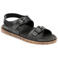 鞋子 女士 凉鞋 Melissa 梅丽莎 MELISSA WIDE SANDAL AD 黑色