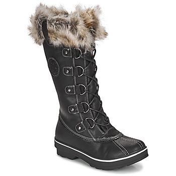 鞋子 女士 雪地靴 Kimberfeel BEVERLY 黑色