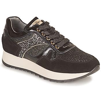 鞋子 女士 球鞋基本款 Nero Giardini BROCOLO 黑色