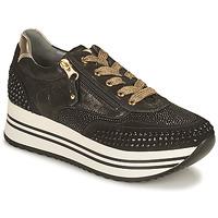 鞋子 女士 球鞋基本款 Nero Giardini CAROTTO 黑色