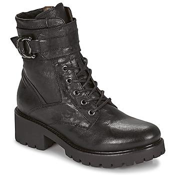 鞋子 女士 短筒靴 Nero Giardini COURGETTO 黑色