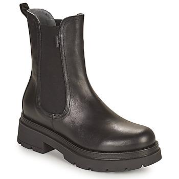 鞋子 女士 短筒靴 Nero Giardini CROSNO 黑色