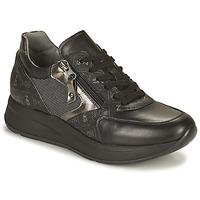 鞋子 女士 球鞋基本款 Nero Giardini GIROMONO 黑色