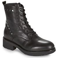鞋子 女士 短筒靴 Nero Giardini MANIOCO 黑色