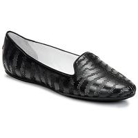 鞋子 女士 皮便鞋 Roberto Cavalli 罗伯特·卡沃利 TPS648 黑色