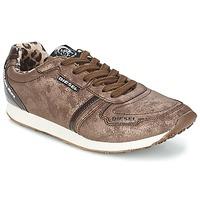 鞋子 女士 球鞋基本款 Diesel 迪赛尔 METAL 棕色