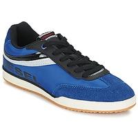 鞋子 男士 球鞋基本款 Diesel 迪赛尔 Basket Diesel 蓝色