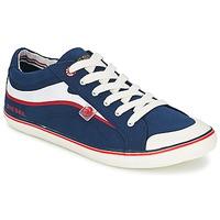 鞋子 男士 球鞋基本款 Diesel 迪赛尔 Basket Diesel 海蓝色