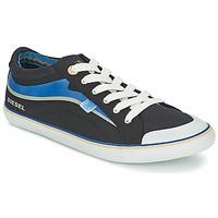 鞋子 男士 球鞋基本款 Diesel 迪赛尔 Basket Diesel 黑色