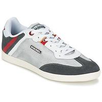 鞋子 男士 球鞋基本款 Diesel 迪赛尔 Basket Diesel 银色