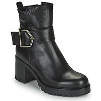 鞋子 女士 短筒靴 Sweet Lemon PIRLOU 黑色