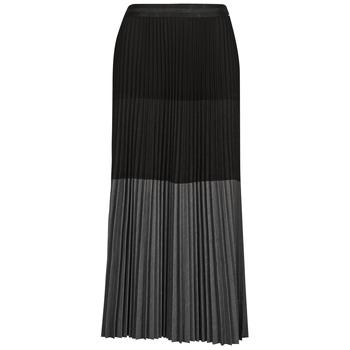 衣服 女士 半身裙 Ikks COLUMBA 黑色