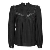 衣服 女士 衬衣/长袖衬衫 Ikks CHANFE 黑色