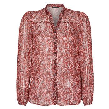 衣服 女士 衬衣/长袖衬衫 Ikks POULIO 红色